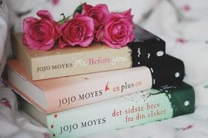 Jojo Moyes minerar produtos tendencia