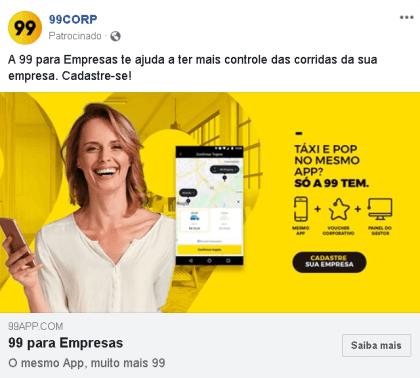 anuncio facebook 99