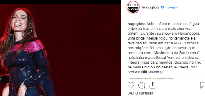 hugo gloss influencer
