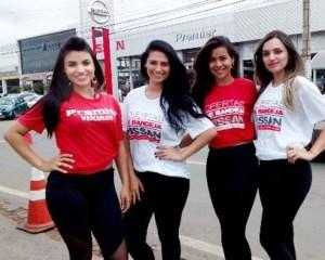Panfletista - feminino - Campo grande / RJ