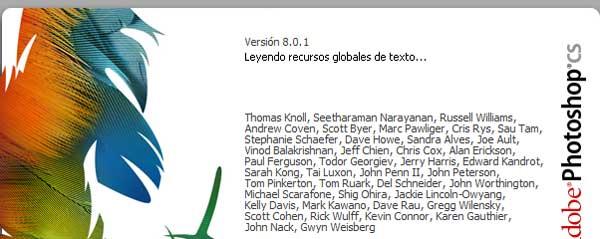 Leyendo recursos globales de texto