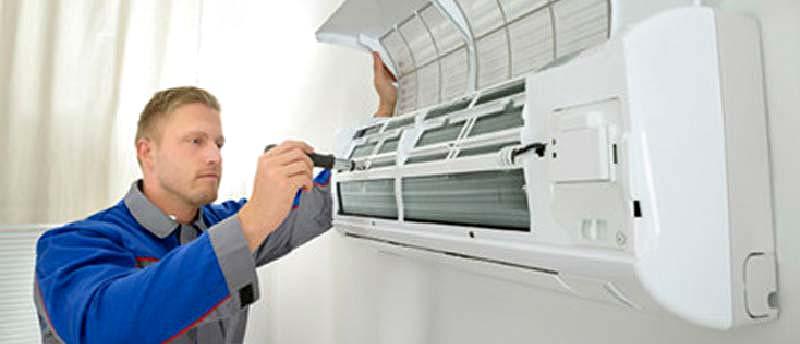 Limpieza de conductos del aire acondicionado
