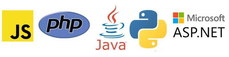 Los mejores lenguajes de programación web