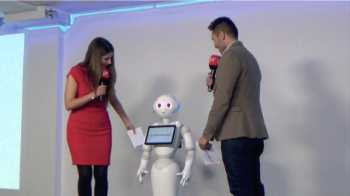 Robot Maestro de Ceremonias