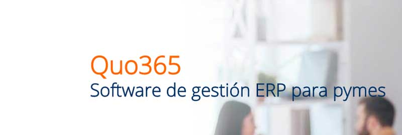 Quo365 ERP Pymes