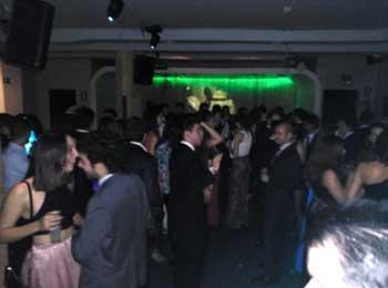Celebración eventos de empresa