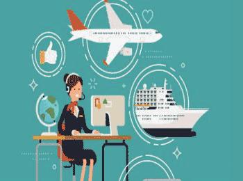 Consultor de viajes