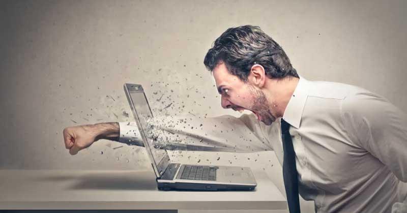 Cómo dominar la ira