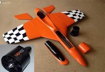 Avión Vasamodel Fusión