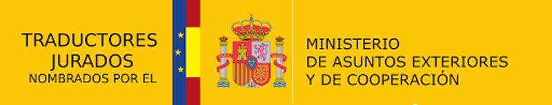 Traducción jurada Ministerio Exteriores