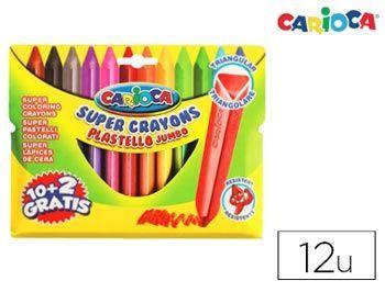 Super crayons