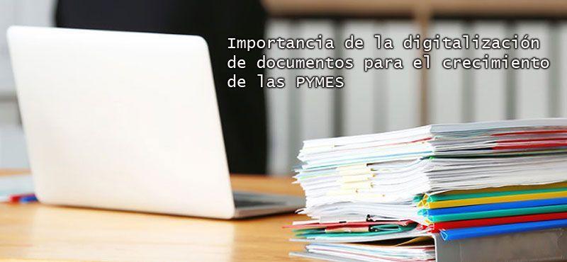Importancia digitalización para PYMES