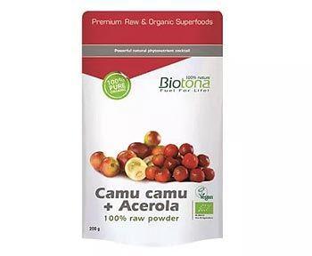 Beneficios Camu-Camu Acerola