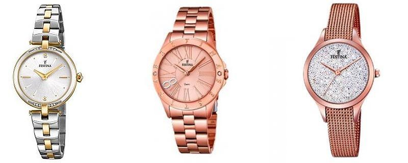 Relojes Festina para mujer