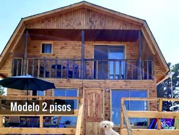 Casa prefabricada familiar