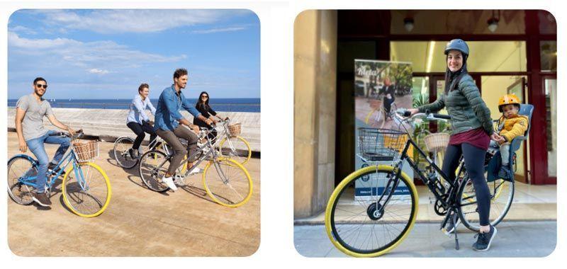 Suscripción bicicletas Barcelona