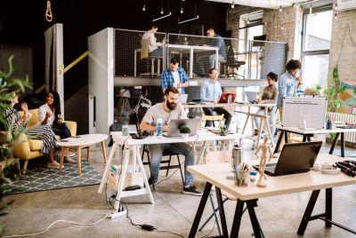 Así va a transformar la crisis los espacios de coworking - Emprendedores.es