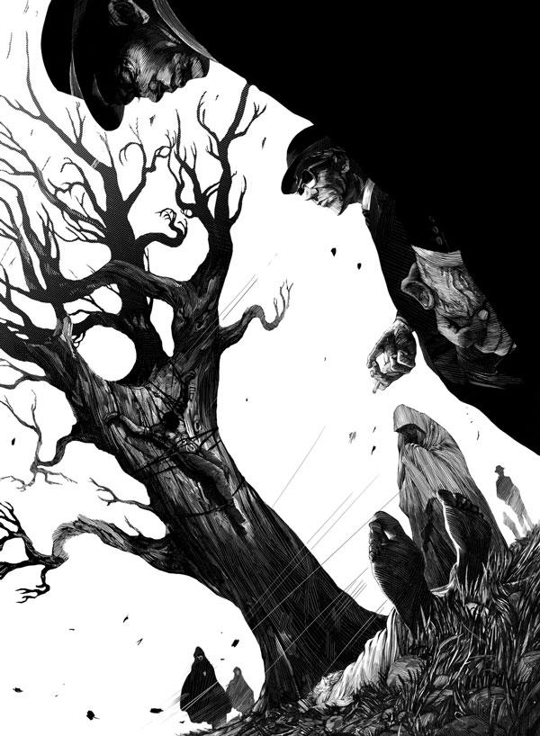 art blog - Nicolas Delort - empty kingdom