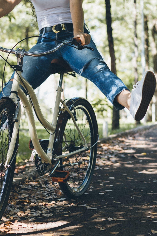 summer bucket list, riding a bike
