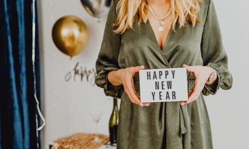 31 New Year's Resolutions for a Happier and Healthier You