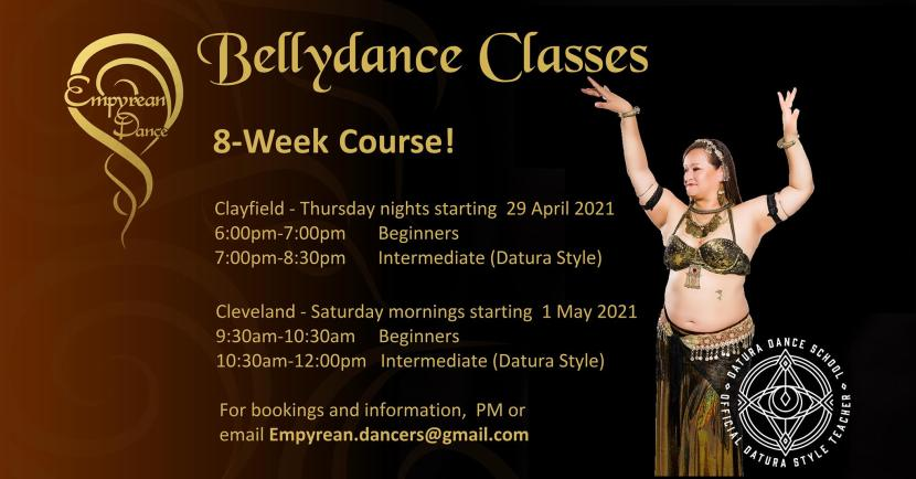 Beginners bellyance Classes