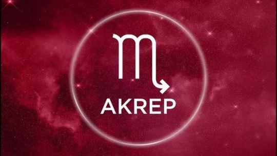 AKREP BURCU (24 Ekim – 23 Kasım)