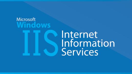 Internet Information Services IIS 8.5