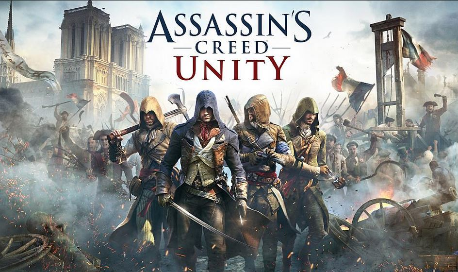 Assassin's Creed Unity Ücretsiz !
