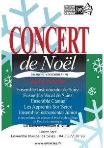 Concert 13 décembre 2015