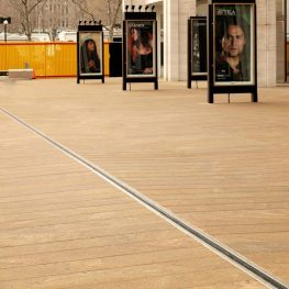 A Waterproof Solution for the Plaza Deck at New York's Famous Lincoln Center
