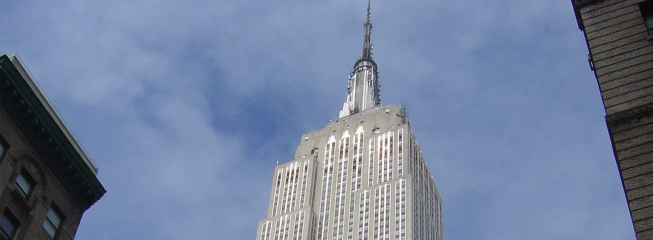 Joint sealants by EMSEAL. Empire State Building window perimeters sealed with BackerSeal.