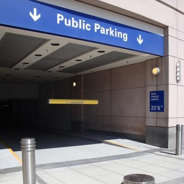 EMSEAL Expansion Joints at Prudential Center Garage