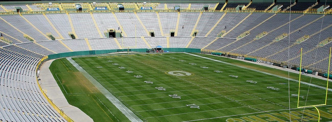Green Bay Packers Lambeau Field Stadium expansion joints from EMSEAL