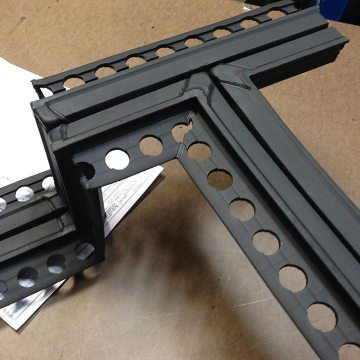 Factory welded parking expansion joints from EMSEAL