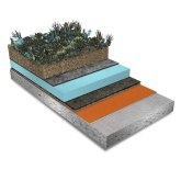 Green Roof Systems from Sika Sarnafil for integration with Emseal RoofJoint