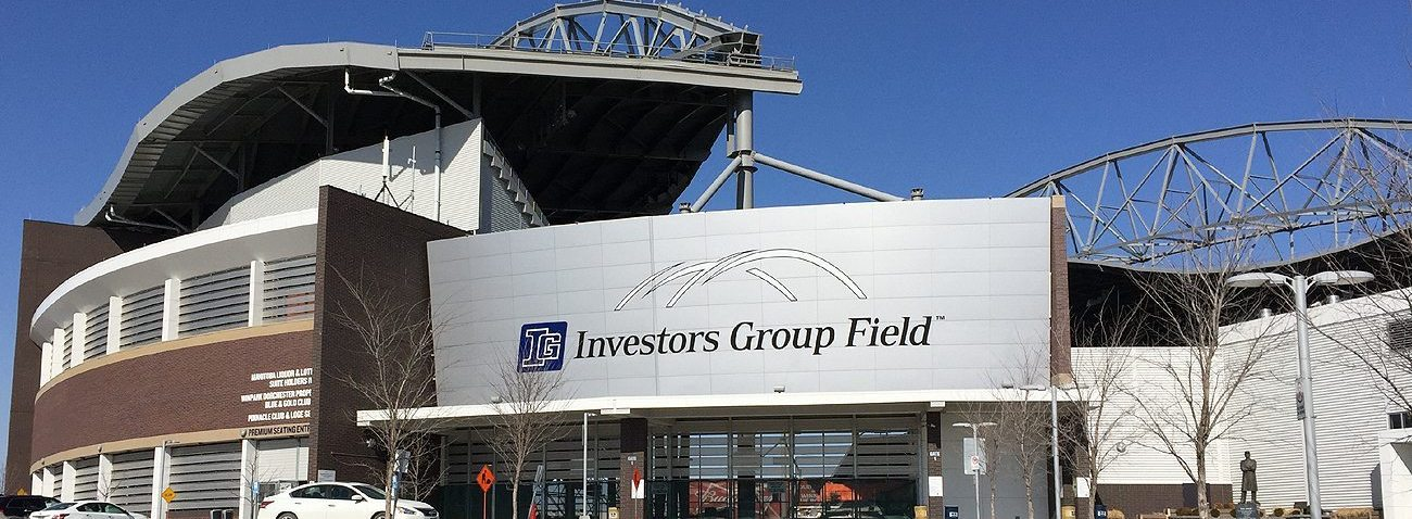 Investors Group Field Winnipeg Blue Bombers Stadium Expansion Joints EMSEAL