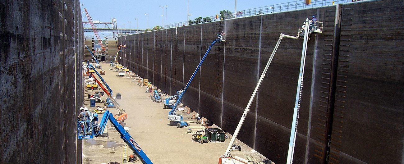 LA PortAllen Locks EMSEAL DSM System