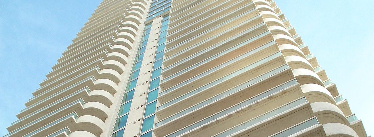 NV Turnberry Towers Expansion Joints EMSEAL DSM System Migutan Seismic Colorseal