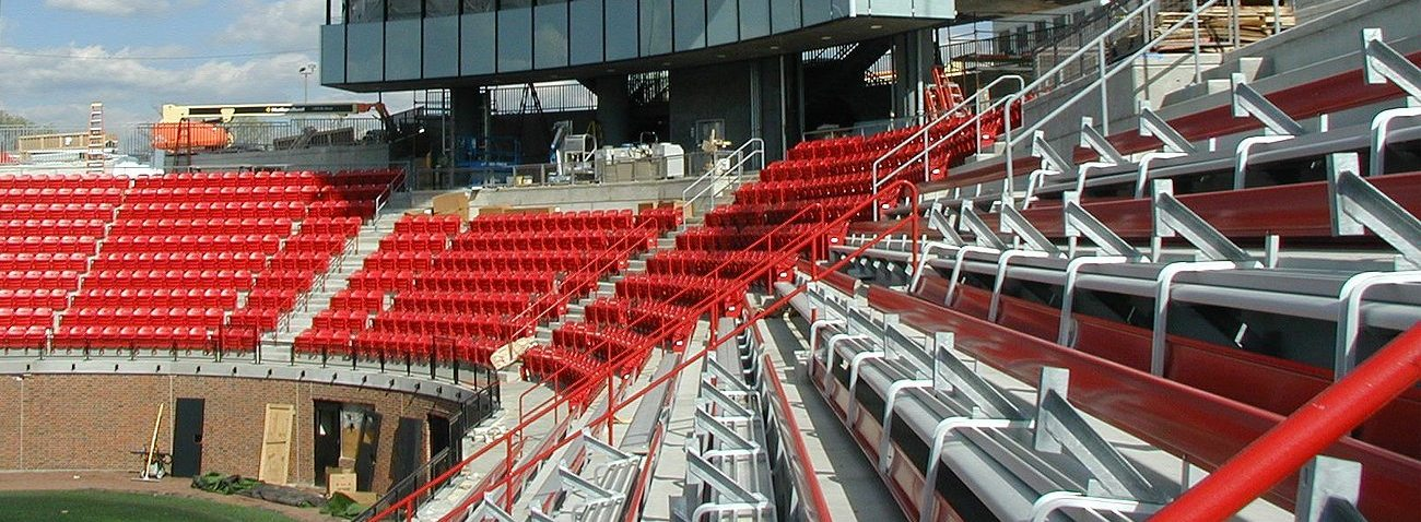 OH U of Cincinatti Bearcats Stadium Expansion Joints Thermaflex EMSEAL
