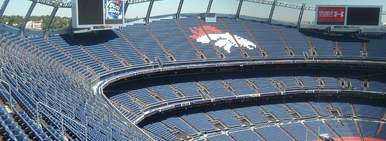 CO Denver Broncos Stadium Expansion Joints EMSEAL SJS System