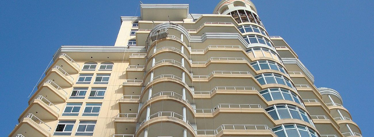 Trinidad Tobago Renaissance Towers EMSEAL Migutan Plaza Deck Expansion Joints