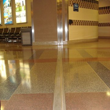 Migutrans installed in Richmond International Airport.