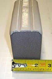 FAQ-Why use impregnated foam backing