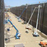 DSM Expansion Joint in Port Allen Locks