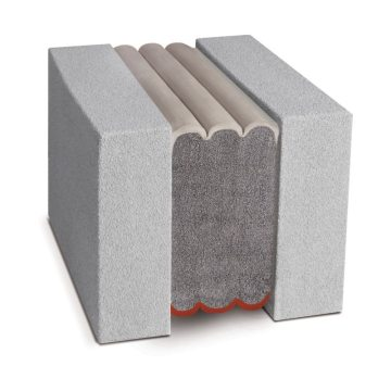EMSEAL Emshield Securityseal SSF3 3-hour UL2079 fire-rated pick-resistant coated floor or deck expansion joint