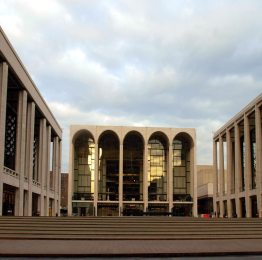 Waterproof Plaza Deck Expansion Joints at Lincoln Performing Arts Center in New York City