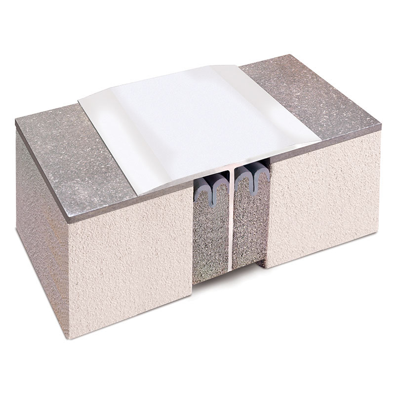 Expansion Joint Hardware : Quickcover floor and wall expansion joint coverplate