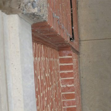 EMSEAL's Colorseal handles a change in direction at Fenway Park in Boston, Massachusetts.