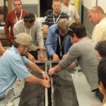 Expansion joint training EMSEAL hands on