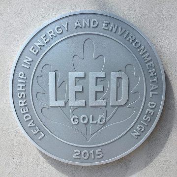 LEED Gold Medal Northwestern Bienen School Chicago IL EMSEAL expansion joints and sealants